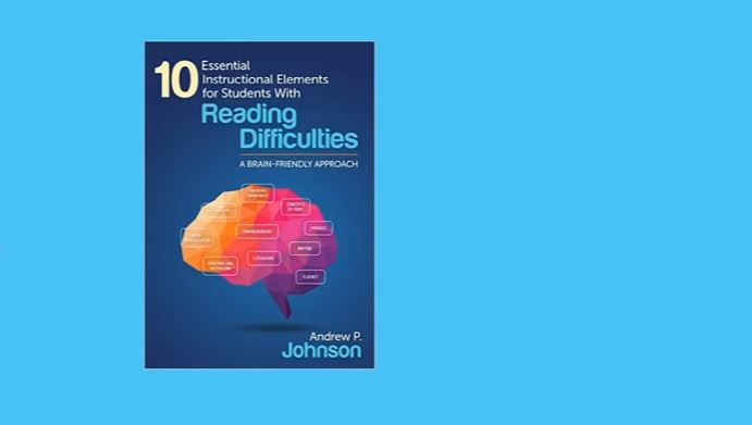 Dr. Andy Johnson Reading Difficulties